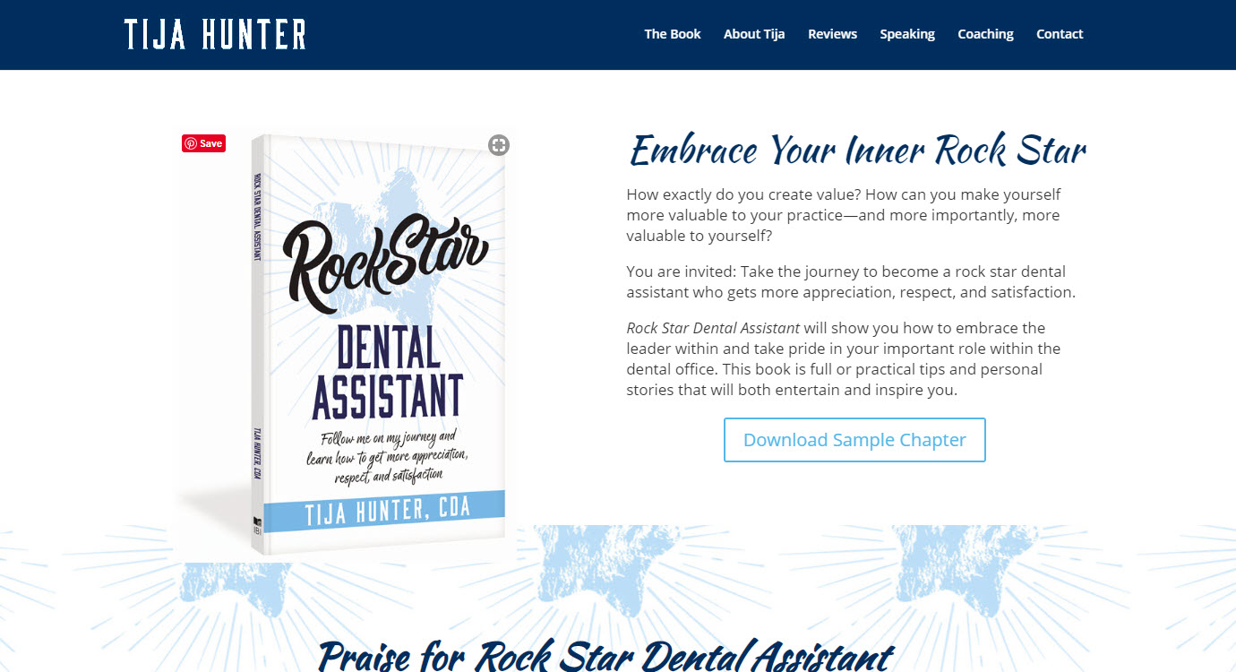 Rock Star Dental Assistant